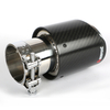 2.5 Inch Carbon Fiber Muffler Exhaust Tip for BMW M3 M4