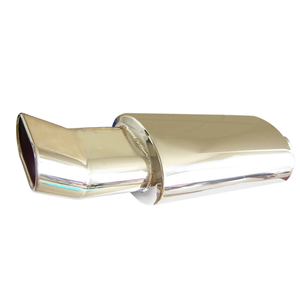 Single Rear Rear Exhaust Muffler