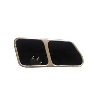 BMW M5 Stainless Steel 304 Mirror Polished Exhaust Tip