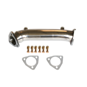 Audi A4(B5 B6) Stainless Steel 201+ Mirror Polished exhaust downpipe