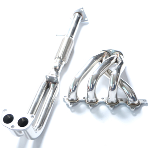 Honda Prelude 92-96 H23 Stainless Steel 357 Mirror Polished Exhaust Header
