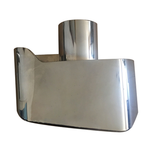 BMW M10 Stainless Steel 304 Mirror Polished Exhaust Tip