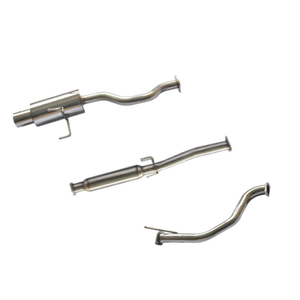 Hot Sale Honda 92-00 2/4DR HONDA CIVIC Stainless Steel Exhaust System
