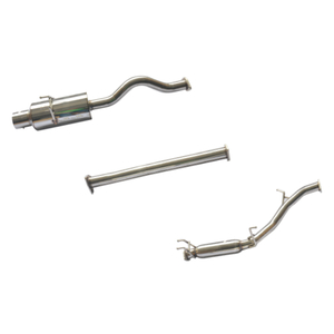 Hot Sale Honda 02-05 HONDA CIVIC 2DR SI Stainless Steel Exhaust System