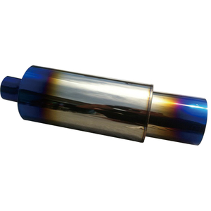 Stainless Titanium Racing Exhaust Muffler