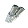 High-end Solid And Strong Stainless Steel 201 Exhaust Muffler